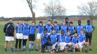 Diss U14's vs West Norfolk