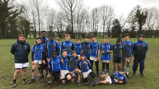 Diss U14's vs N. Walsham - March 2019