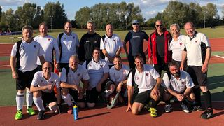 Mens Over 40s East Masters Cup