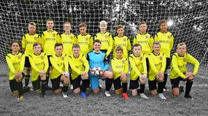U12 Gold Sox put on dominant display in closely fought defeat against Allestree Juniors