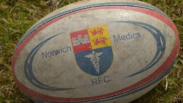 NMRFC 1st XV 29-12 Wymondham RFC 2nd XV