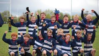 u11 win Oxfordshire Tournament (2012)