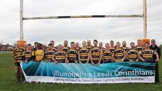 Leeds Corinthians Squad 2013 - 2014