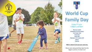 World Cup Family Cricket Day