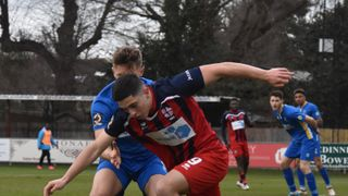 Hampton vs Eastbourne Borough - 2/3/19