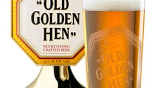 Old Golden Hen now on in the Royals Bar!