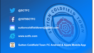 Follow us online and on Social Media to receive all the football news, events and activities at SCTFC!
