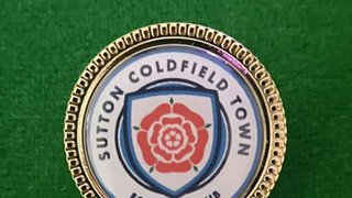 New Club Crest Pin Badges Have Arrived