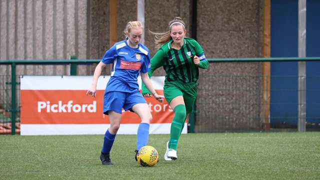Who At Sutton Coldfield Town Ladies FC - Abbie Hyland