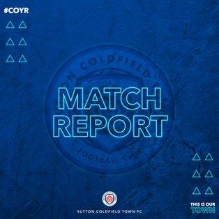 Match Report Wisbech Town 2 - 2 SCTFC