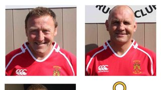 Meet your  coaching team for 2019/20