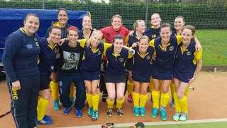 AWAY Bedford 2nd XI vs Ladies 1st XI
