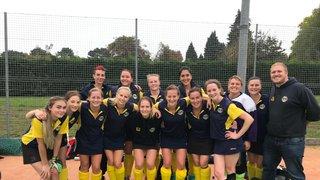 Maidstone Ladies 1s 3 - Chelmsford 2s 1