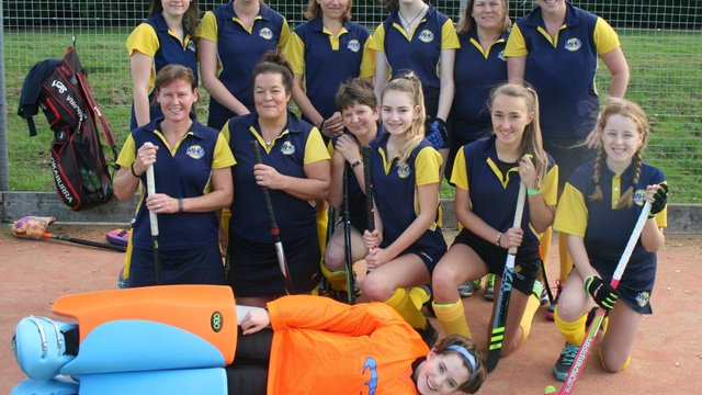 Maidstone Hockey Club Maidstone Ladies 4