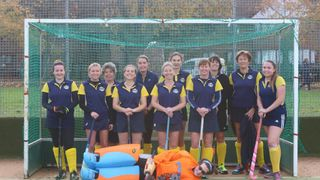 Maidstone Ladies 3s 3 - Anchorians Ladies 2s 0