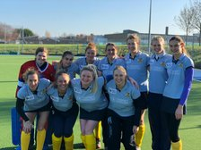 Maidstone Ladies 2s 2 - Old Bordenians 1s 1