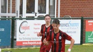 Broadbridge Heath U18 v HHTFC U18
