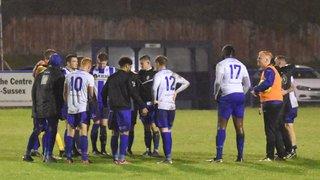 Haywards Heath Town v Ramsgate. FA Trophy replay