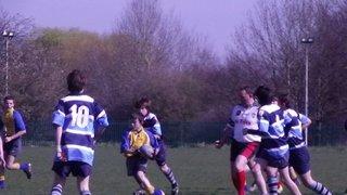 Under 13s v Farnborough 25.3.12