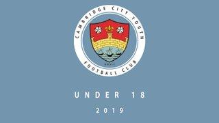 City Youth Under 18 Return