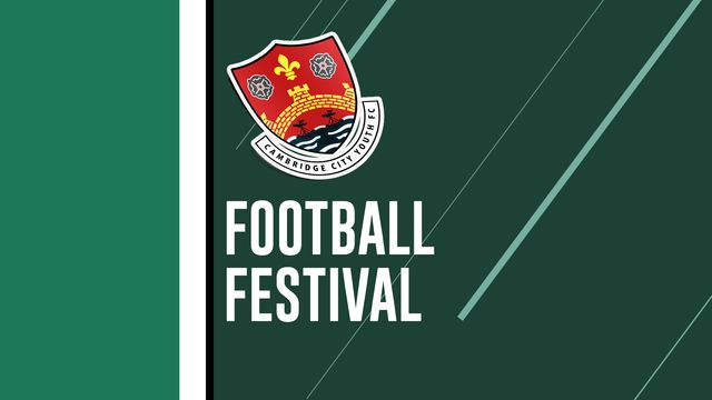 2020 9v9 Football Festival