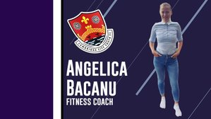 Angelica Bacanu becomes part of City Youth