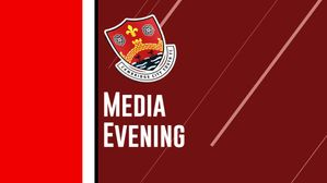 Media Evening for all City Youth Players