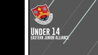 Under 14 | EJA Blue