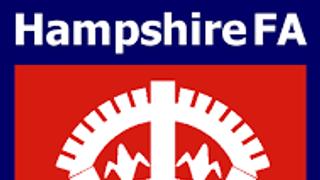 Hampshire FA Inclusive Club Of The Year Award Winners!!!!