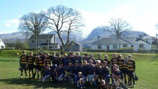 Etive Vikings Mini Rugby Festival – Sunday 12th May 2019