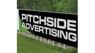 Pitch Side Advertising Opportunites