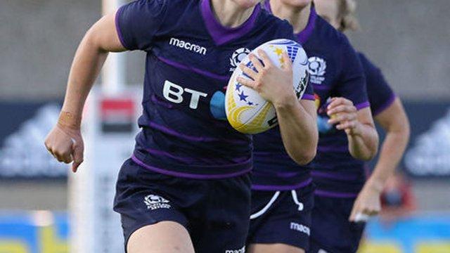 Scotland v Japan – Women's Autumn Tests 2019