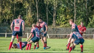 Widnes RUFC v Oldham RUFC 21/09/2019 by Michael Tyrells