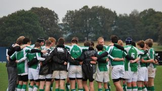 Horsham U16 vs Pulborough 21-10-2012