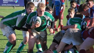 Horsham U16 vs Hove 25-11-2012