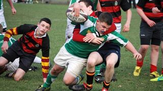 Horsham U16 vs Twickenham 09-12-2012