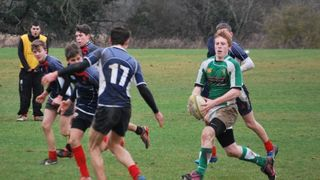 Horsham U16 vs London Scottish 13-01-2013