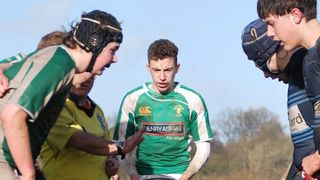 Horsham U16 vs Chichester 27-01-2013
