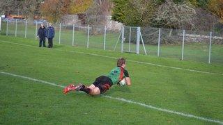 HRFC U18's vs Dunfermline 23.11.13