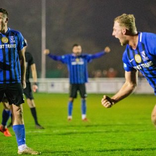 Cleethorpes Town 2 Sutton Coldfield Town 2