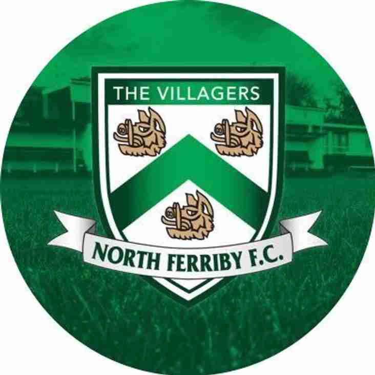 North Ferriby fixture added to pre-season