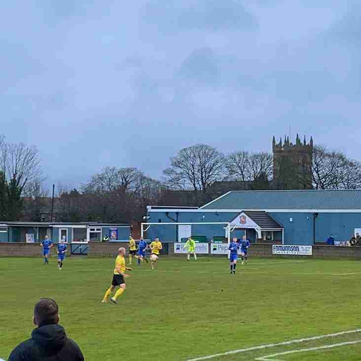 Winterton Rangers 0 Cleethorpes Town 1