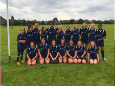 Girls Under 15s National Cup Finalists