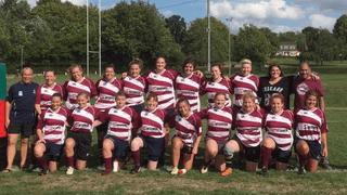 Welwyn Ladies beat Harpenden Ladies in tight game