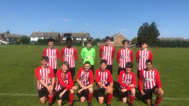 Bullingdon Youth Warriors v Easington u15s