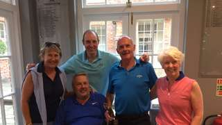 Falkland CC Charity Golf Day 2019 - Full Report