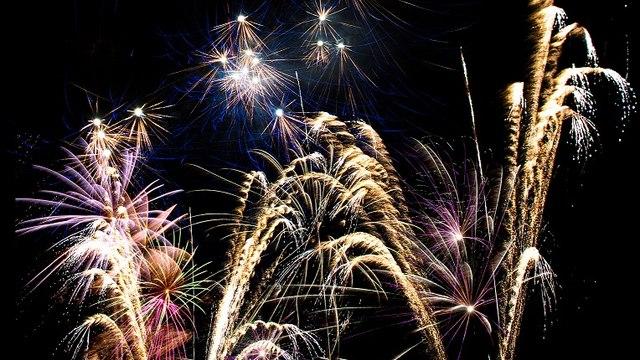 Falkland CC Fireworks 2020  - Cancelled