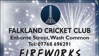 Fireworks at Falkland!