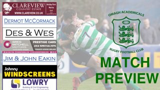 Club Rugby Preview 02/03/19