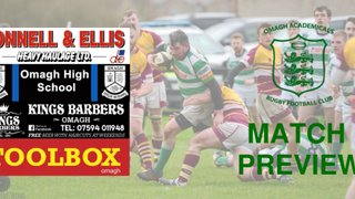 Club Rugby Preview 16/03/19